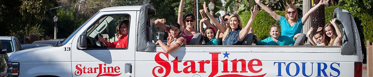 Starline Tours Los Angeles