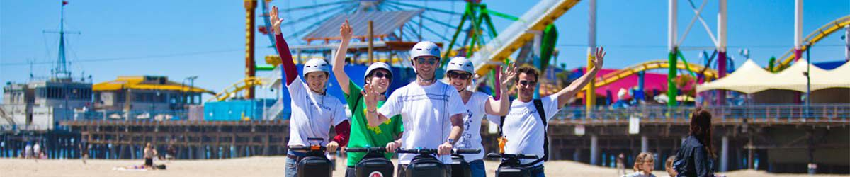 Segway Tours Los Angeles